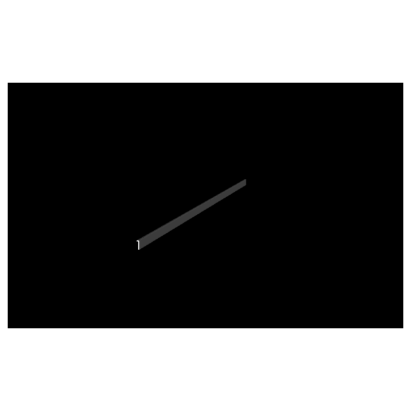 Eclisse - Gamme 280 - RAL 9006