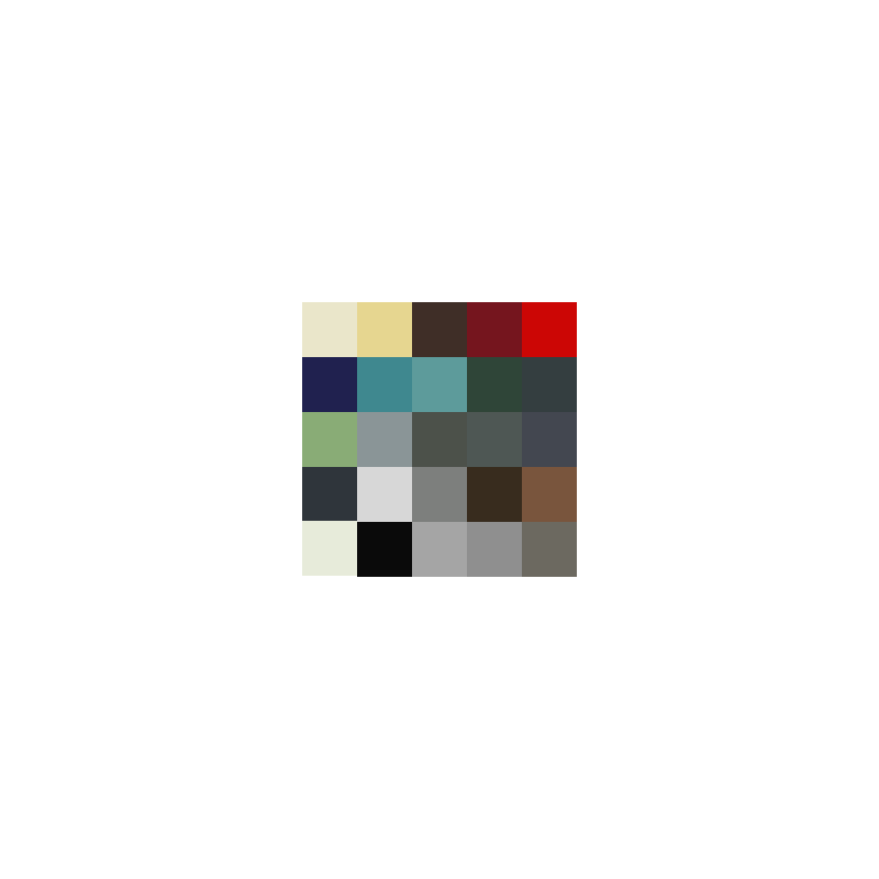 Tôle Aluminium Damier